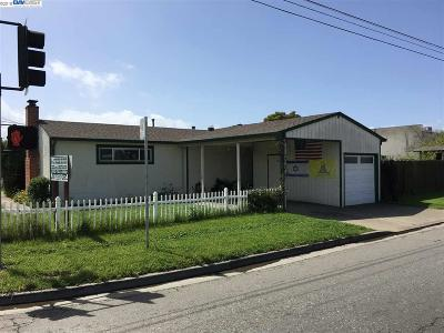Hayward Commercial For Sale: 2943 Baumberg Ave