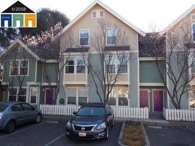 Oakland Condo/Townhouse For Sale: 1062 Santa Ines