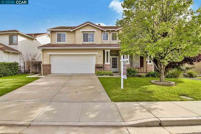 Antioch Single Family Home Pending Show For Backups: 1137 Stonecrest Drive