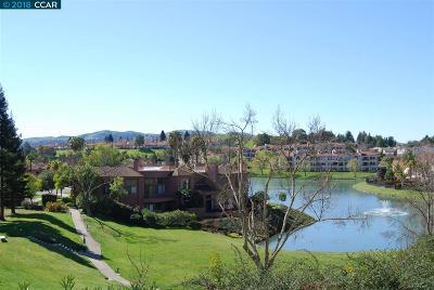 San Ramon Condo/Townhouse For Sale: 60 Shasta Ct