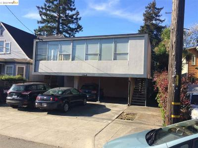Berkeley Multi Family Home For Sale: 1624 Josephine