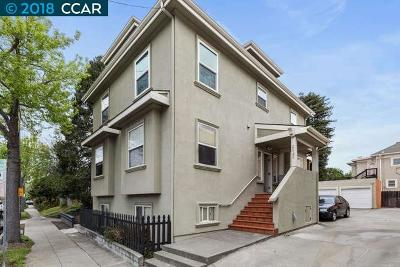 Berkeley Condo/Townhouse For Sale: 2543 Martin Luther King Jr Way #3