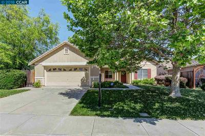 Antioch Single Family Home Pending Show For Backups: 5117 Trailridge Way