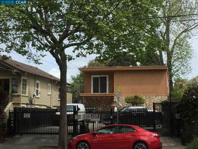 Berkeley Condo/Townhouse For Sale: 2217 9th Street #1