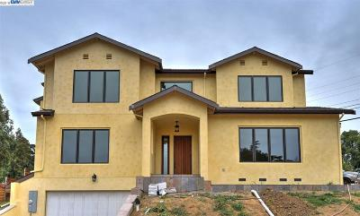 Castro Valley Single Family Home For Sale: 4980 Jensen Rd