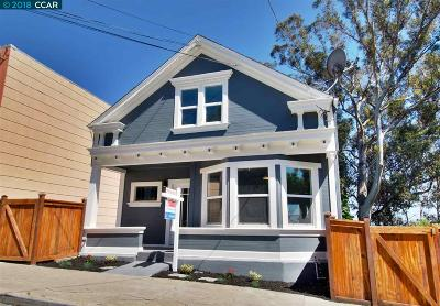 San Francisco Single Family Home For Sale: 135 Holladay Ave.