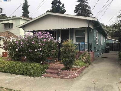 Oakland Multi Family Home New: 2886 Georgia St
