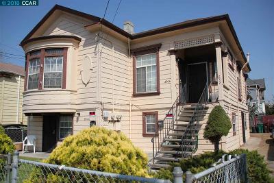 Oakland Multi Family Home New: 2902 Filbert St