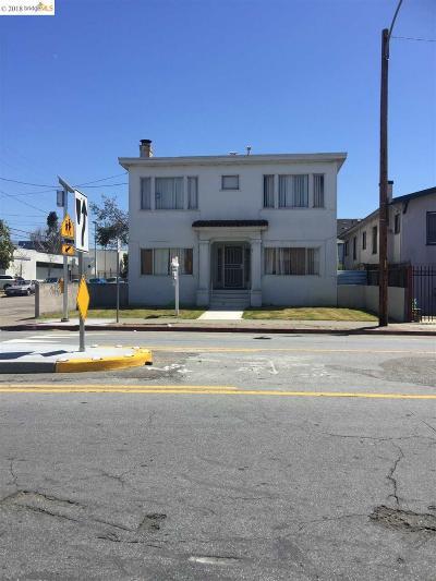 Multi Family Home New: 3236 Market Street