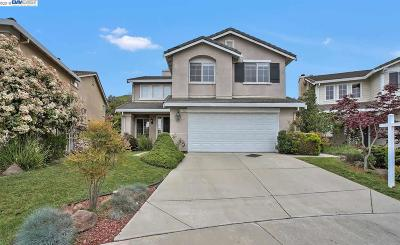 Castro Valley Single Family Home Price Change: 25826 Clear Springs Ct