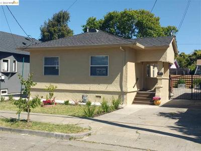 Oakland Single Family Home New: 998 55th St