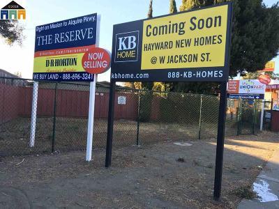 Hayward Residential Lots & Land New: 546 Jackson St