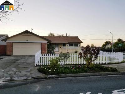Fremont Single Family Home New: 4811 Mowry Ave