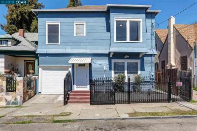 Oakland Single Family Home New: 2019 45th Ave