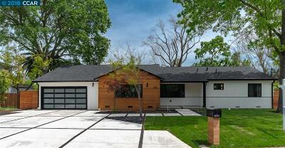 Pleasant Hill Single Family Home New: 2982 Vessing