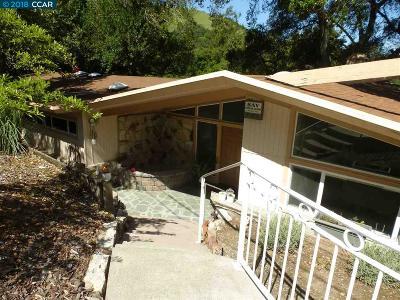Orinda Single Family Home Price Change: 8 Wildwood Rd