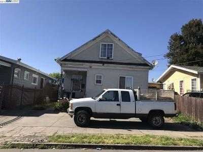 Oakland Single Family Home New: 1707 69th Ave