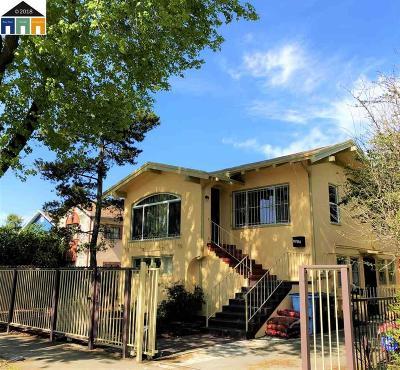 Berkeley Multi Family Home New: 1817 Sixth St