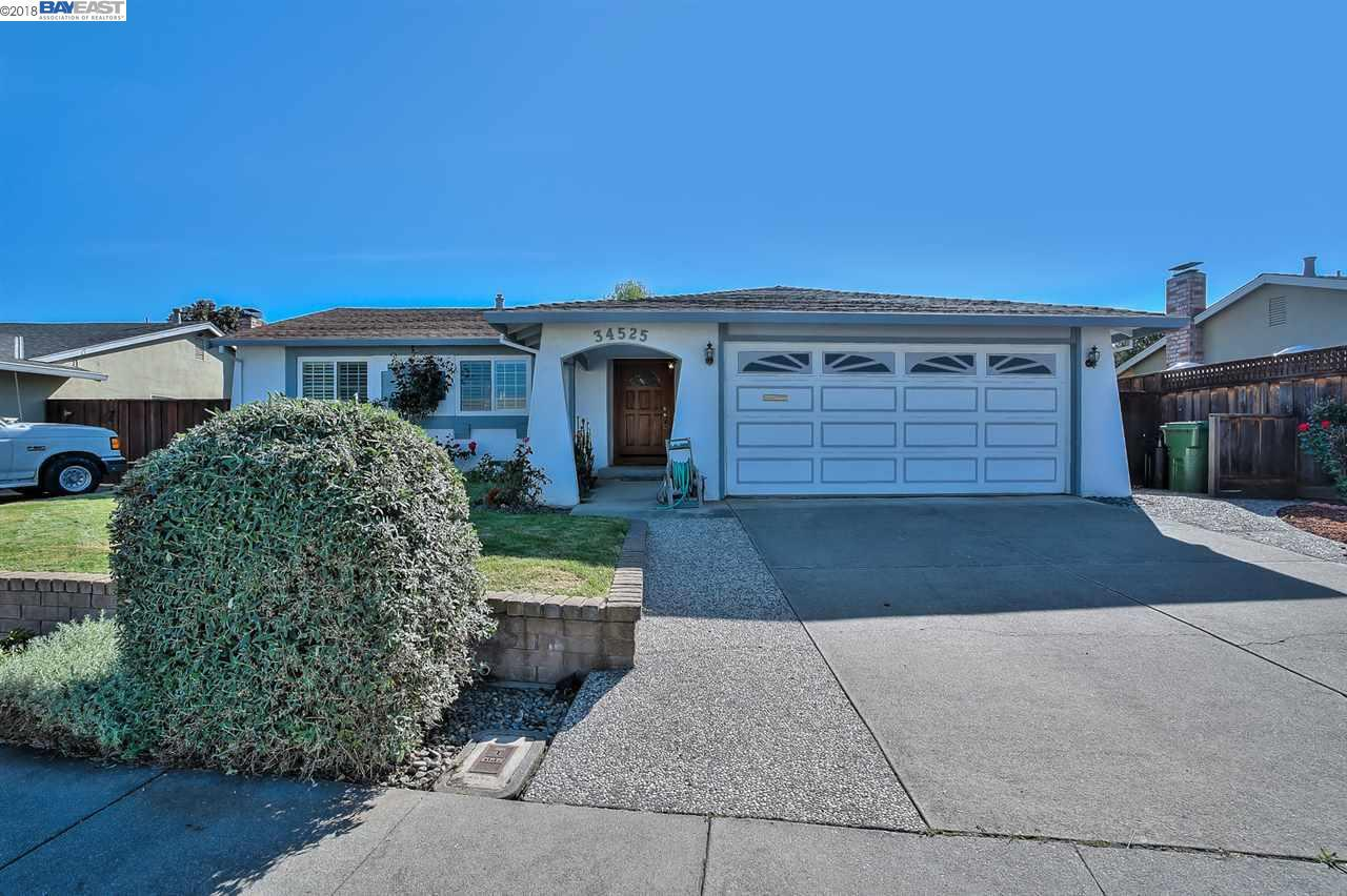 34525 Locke Ave, Fremont, CA.| MLS# 40818805 | East Bay Home Source ...