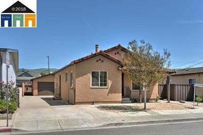 Union City Single Family Home For Sale: 33956 10th St