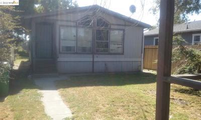 Richmond Single Family Home Pending: 670 5th St