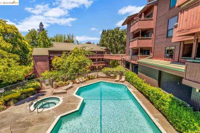Walnut Creek Condo/Townhouse For Sale: 1690 San Miguel Dr