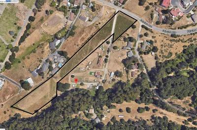 Hayward Residential Lots & Land For Sale: Fairview Dr.