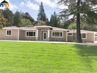 Orinda Single Family Home For Sale: 214 Glorietta Blvd
