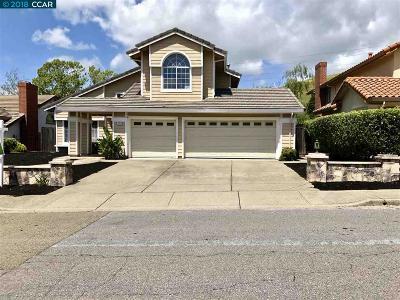 Hercules Single Family Home Contingent: 175 Farragut St