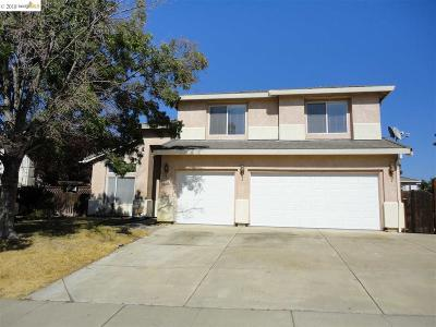 Antioch Single Family Home For Sale: 2629 Forty Niner Way