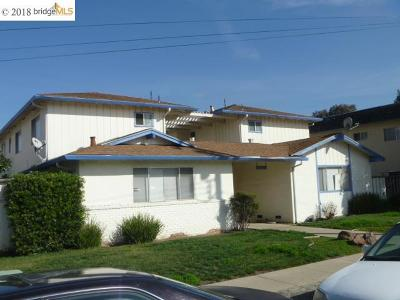 Fremont Multi Family Home For Sale: 38870 Bell St
