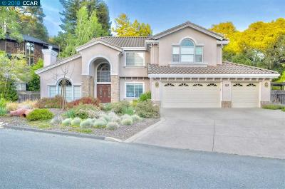 Orinda Single Family Home For Sale: 20 El Castillo
