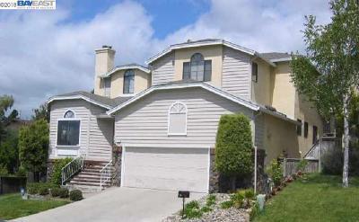 Hayward Single Family Home For Sale: 2196 Beckham Lane