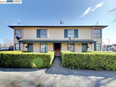 Berkeley Multi Family Home For Sale: 1297 University Ave