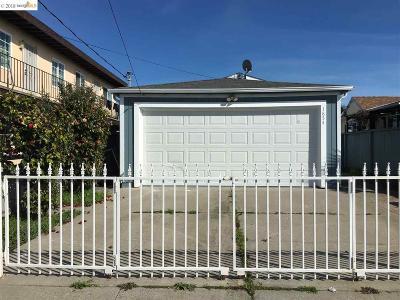 San Pablo Single Family Home Back On Market: 1854 Powell Street