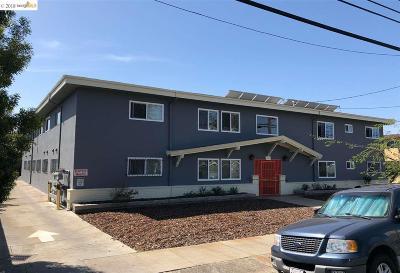 Alameda Multi Family Home For Sale: 524 Buena Vista Ave
