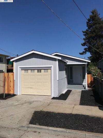 Richmond Single Family Home For Sale: 464 1st St