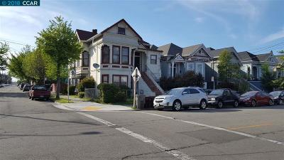 Oakland Multi Family Home For Sale: 1101 Peralta St
