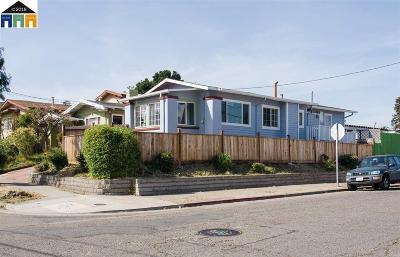 Oakland Single Family Home For Sale: 1256 E 33rd Street