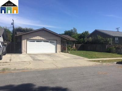 Fremont Single Family Home For Sale: 4614 Mowry Ave