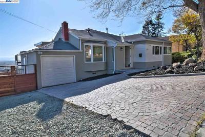 San Leandro Single Family Home For Sale: 16093 Selborne Dr
