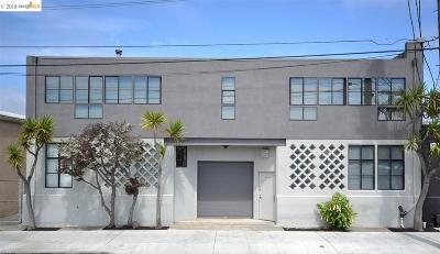 Berkeley Single Family Home For Sale: 2407 Fourth St.
