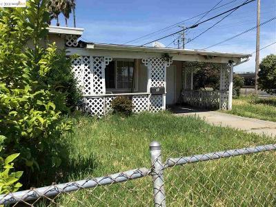 Pittsburg Single Family Home Active-Short Sale: 12 Bruno Ave