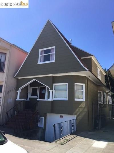 Single Family Home For Sale: 165 8th St.