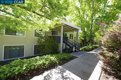Walnut Creek Condo/Townhouse For Sale: 1441 Oakmont Dr #3