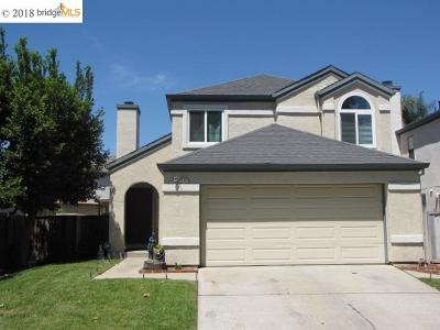 Oakley Single Family Home For Sale: 1360 Quail Valley Run
