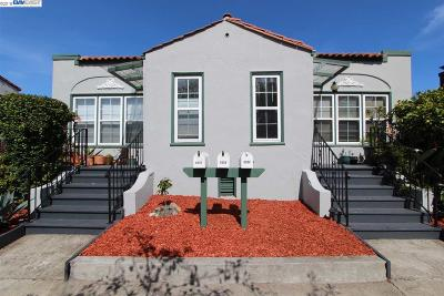 Berkeley Multi Family Home For Sale: 2317 Browning St