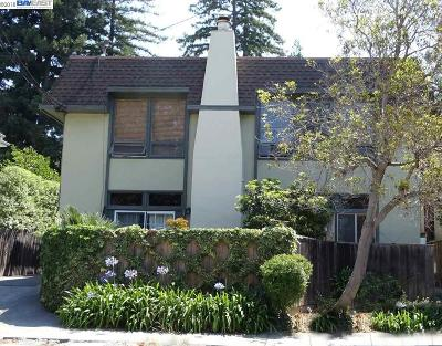 Berkeley Condo/Townhouse For Sale: 2619 Etna St #C