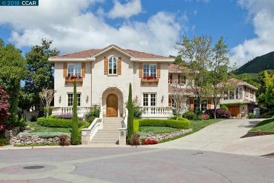 Danville Single Family Home For Sale: 2499 Diablo Ranch Place