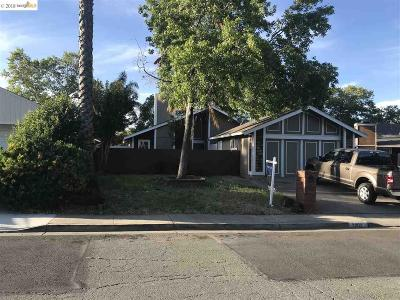 Pittsburg Single Family Home For Sale: 2203 Lynbrook Dr